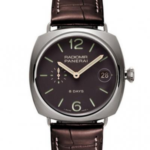 ZF Panerai PAM346 P2002 manual mechanical 45mm stainless steel case sapphire crystal glass